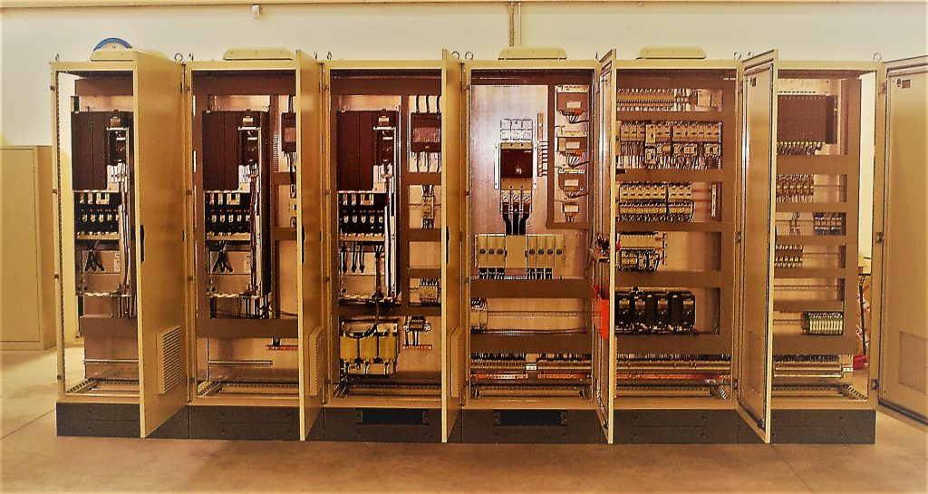 Impianti elettrici a Padova Salu 2000